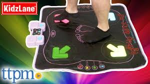 Light It Up Electronic Dance Mat Light Up Dance Mat From Kidzlane
