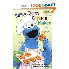 Baker Baker Cookie Maker By Linda Hayward Baking Cooking For