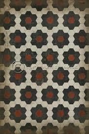 patterned linoleum tile floor vintage vinyl flooring patterns in style funky lino