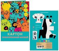 <b>Цветной картон</b> 5 листов купить, сравнить цены в Чебоксарах ...