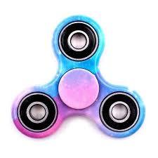 Patterned Fidget Spinner