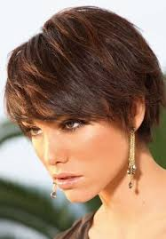 20 por short haircuts for thick hair por haircuts