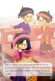Sách Kho Tàng Truyện Cổ Tích Việt Nam - Tấm Cám chính hãng 13,920đ