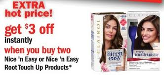 Fun facts the first home dye kit clairol manufactured was miss clairol hair color bath in 1956! Free Clairol Hair Color At Meijer With Coupon And Ibotta Two Day Sale