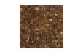 blocks wall art chamcha wood natural lg