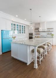 turquoise recycled glass countertops