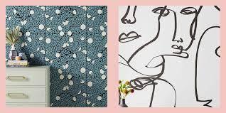 Peel and Stick Wallpaper Designs