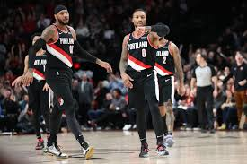 After one of the greatest playoff performances in nba history, damian lillard trudging off the court, may have been the moment that changes this portland trail blazers franchise. Portland Trail Blazers Predicting The Starting Five And Rotation For 2021