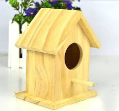 unfinished birdhouses unfinished wooden birdhouses for crafting creating and crafts birdhouse unfinished birdhouses michaels