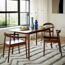 lena dining table 59 espresso at west elm dining tables dining room furniture