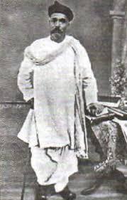 Индия во второй половине xix века Новая история Реферат доклад  Б Г Тилак