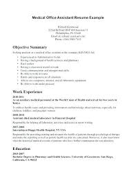 Administrative Assistant Resume Objective Sample resume Administrative Assistant Resume Objective 93
