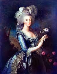 Marie Antoinette Austrian Princess Louis Xvi Wife Of The  Dauphin French Revolution Timeline  WordPresscom