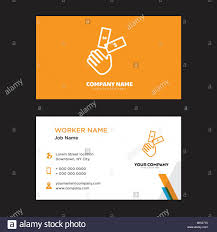 Investment Business Card Design Template Visiting For Your Company