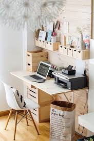 diy office space. Home Office Organization Ideas Diy Desk Decor Tips And Tricks How To Organize A Without Drawers Space K