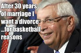 David Stern wants to believe...for basketball reasons - David ... via Relatably.com