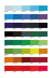 Colour Swatches For Designers 40 Pantone Superhero And Villains Color Swatch Poster