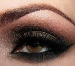 how to do perfect smokey eyes makeup at home