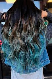Inspiring Bold Ombre Hair Colors Ideas