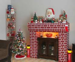 decor diy how to make a you diy fake fireplace for intended for magnificent fake fireplace decor for your house concept