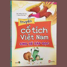 Sách - Truyện Cổ Tích Việt Nam Cho Bé Tập Đọc tại Hà Nội