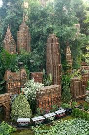 holiday train show the new york botanical garden bronx ny