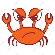 Image result for the angry crab