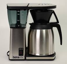 about bonavita 8 cup thermal coffeemaker bv1800ss