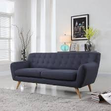 mid century modern leather sofa. Contemporary Reclining Sofa As Well Mid Century Modern Also Sectional For Small Spaces And Chair Sleeper Together With Blue Set Plus Leather
