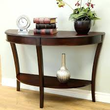 half round console table hill console table reviews console table design with mirror