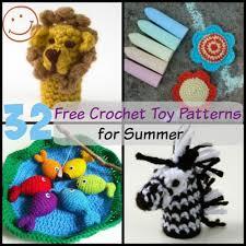 Crochet Animal Patterns Free Simple Inspiration Ideas