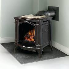freestanding gas stove fireplace. Gas Freestanding Fireplace Napoleon Stove Modern .