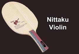 Nittaku Blade Chart Nittaku Violin Blade Review Table Tennis Spot