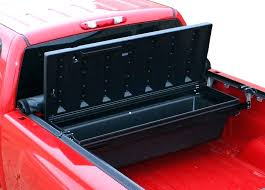 Plastic Storage Boxes For Pickup Trucks Black Polymer All Purpose ...