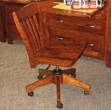 modesto secretary desk and chair set