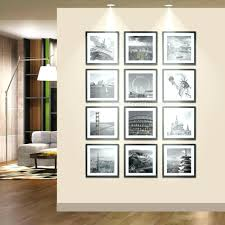 Wall Picture Frames For Living Room India Frame Arrangement Ideas Decor