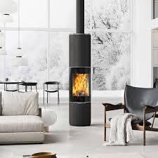 Kaminöfen Und Kamineinsätze Design Qualität Von Attika
