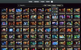 companion for dota 2 full 1 0 80 apk download android