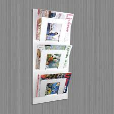 office magazine racks. Full Size Of Uncategorized:wall Mounted Magazine Holder In Stylish Wall Racks For Office