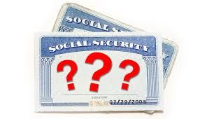 Watch here to find out how to apply for a new one. Social Security Numbers Could Be Replaced