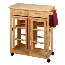 Storage Tables For Kitchen Furniture Best Rustic Varnished Kitchen Tables Centerpieces