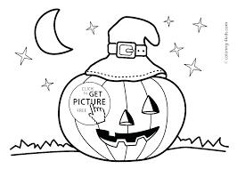 Preschool Halloween Coloring Pages Free Printable Fall Paw Patrol