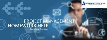 project management homework help project management assignment  project management homework help