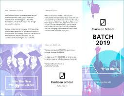 Well Designed Kindergarten Brochure Templates Prospectus Design Pdf ...