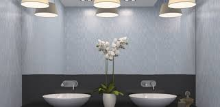 dual bathroom sinks with multi bulb overhead lighting bathroom sink lighting