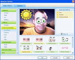 ManyCam Virtual Web Cam Effect Software -App Ginger
