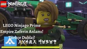 LEGO Ninjago [12. Sezon Prime Empire] Kısa Metraj! Türkçe Dublaj Zaferin  Anlamı 1. Bölüm! - YouTube