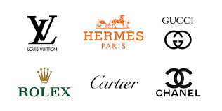6 top luxury brand logos with meaning