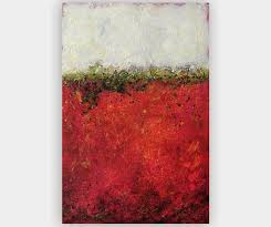 red black white and gold abstract wall art by julia bars click here to enlarge on red white wall art with abstract wall art large painting red white gold