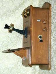 antique wall phone parts radio forums o view topic crank phones in modern use guild antique kellogg wall phone parts